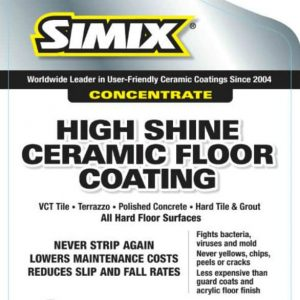simix high shine ceramic floor coating