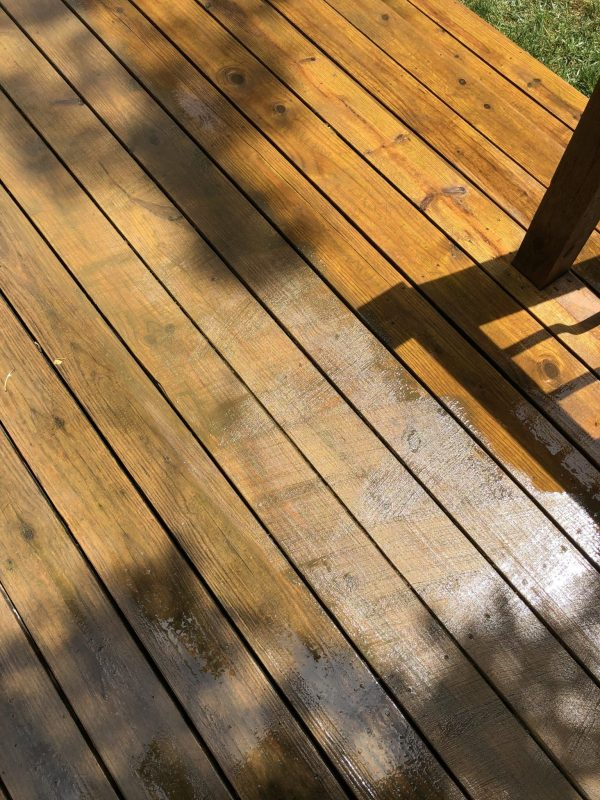 Clean your deck with Simix