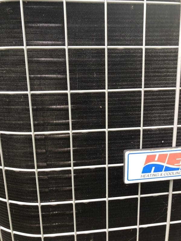 Simix cleans air conditioning equipment
